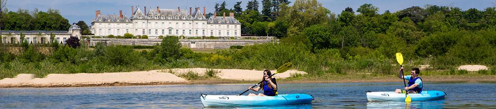 Balades en Kayak sur la Loire
