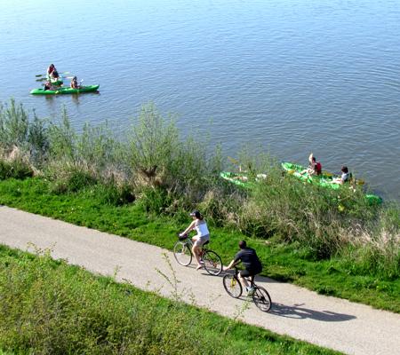 Location de vélo - LoireKayak