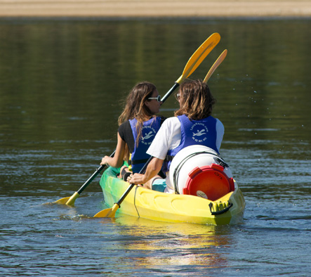Activités pour vos weekends prolongés - LoireKayak