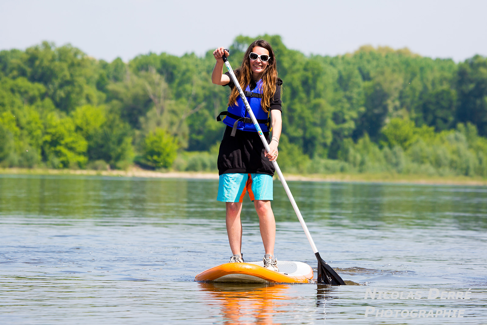 Le Stand up Paddle - LoireKayak