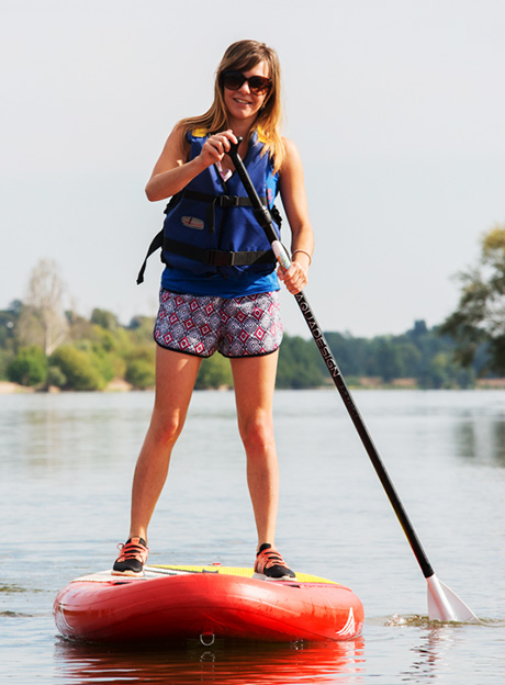 Stand-up paddle - LoireKayak