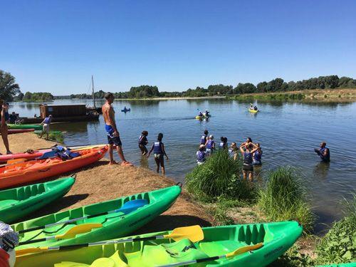 Centres de loisirs - LoireKayak