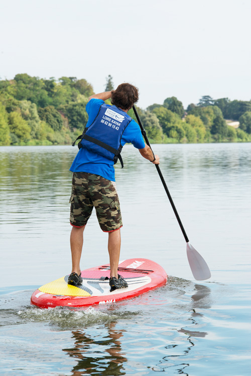 Nos Stand Up Paddles - LoireKayak